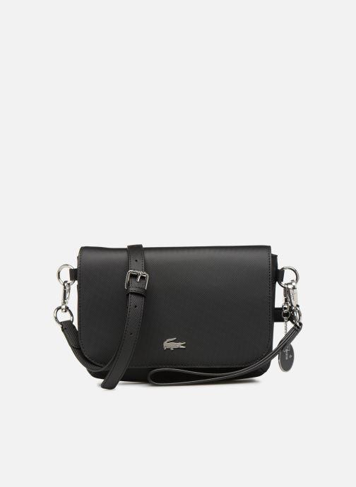 2fd3dea3f7 Sacs à main Lacoste DAILY CLASSIC S CROSSOVER BAG Noir vue détail/paire