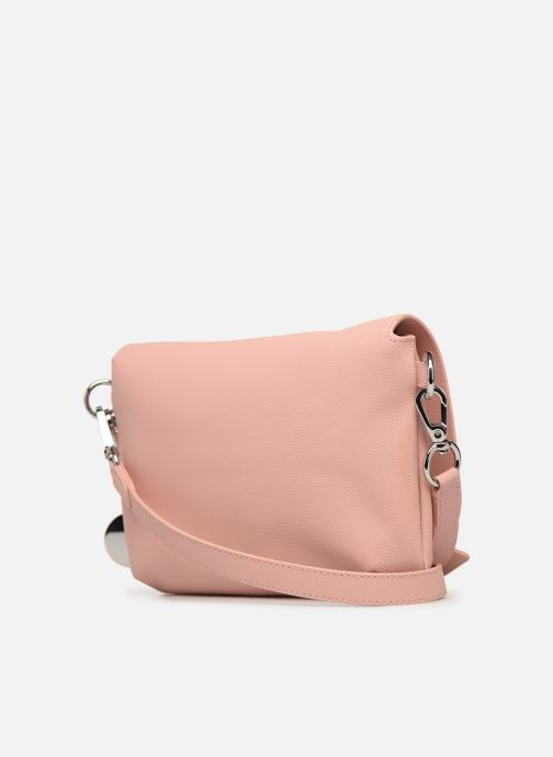 S Lacoste rosa Classic Chez Borse Bag Daily 349693 Crossover rEOqxwrPU