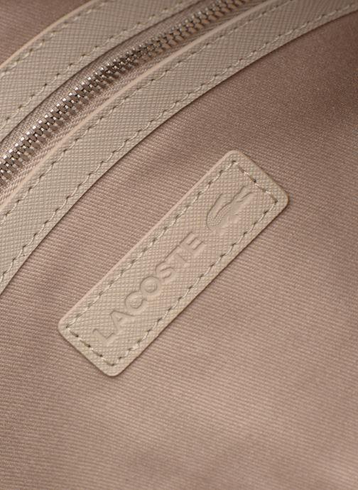 Sacs à main Lacoste DAILY CLASSIC S CROSSOVER BAG Bleu vue derrière