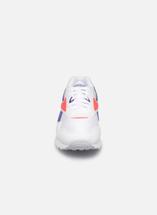 Baskets Reebok Rapide K Blanc vue portées chaussures