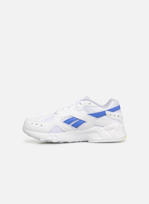 Sneakers Reebok Aztrek K Wit voorkant