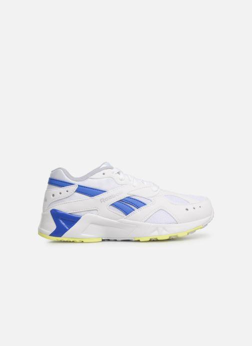Sneakers Reebok Aztrek K Wit achterkant