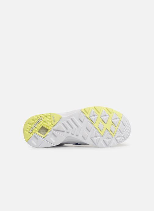 72932179086 Sneaker Reebok Aztrek K weiß ansicht von oben. 1  2  3  4  5  6  7. Klicken  um zu zoomen. Farbe  90S-White Cold Grey Crushed Cobalt Neon Lime