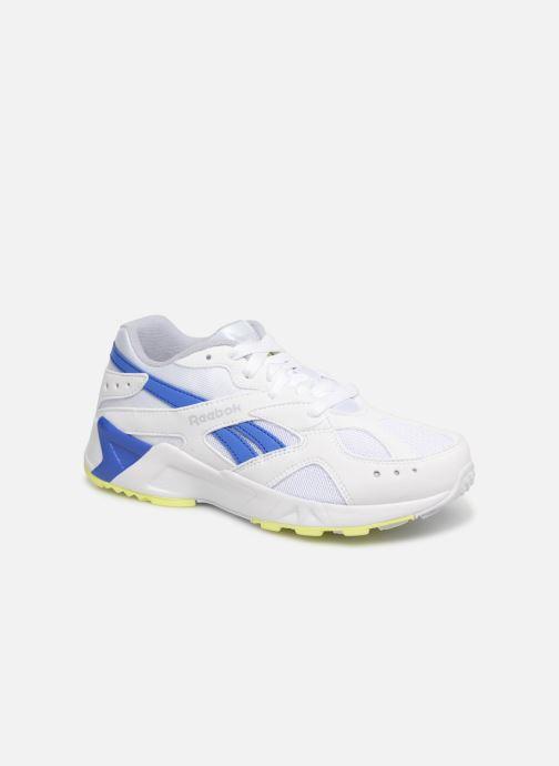 Sneakers Reebok Aztrek K Wit detail