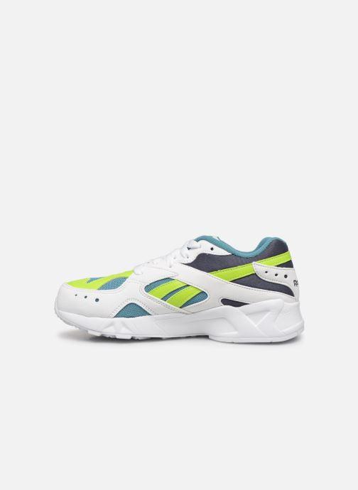 Sneakers Reebok Aztrek K Bianco immagine frontale