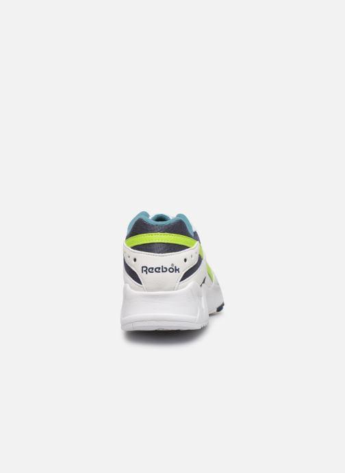 Sneakers Reebok Aztrek K Bianco immagine destra