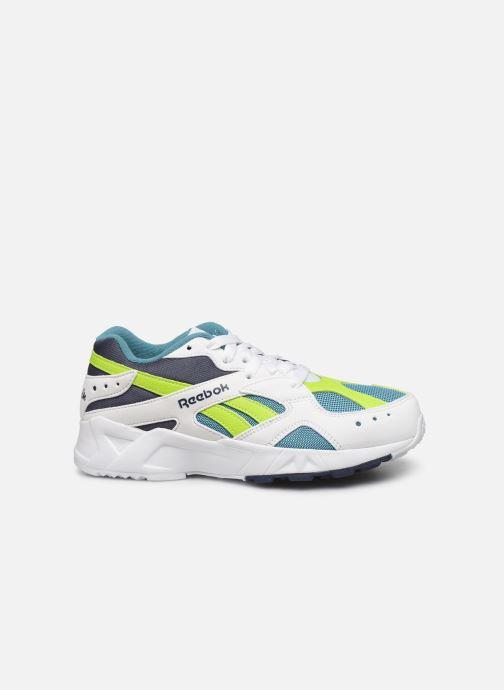 Sneakers Reebok Aztrek K Bianco immagine posteriore