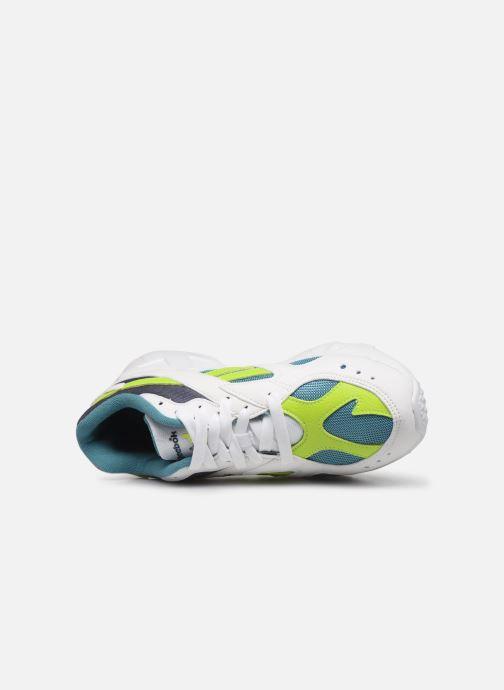 Sneakers Reebok Aztrek K Bianco immagine sinistra