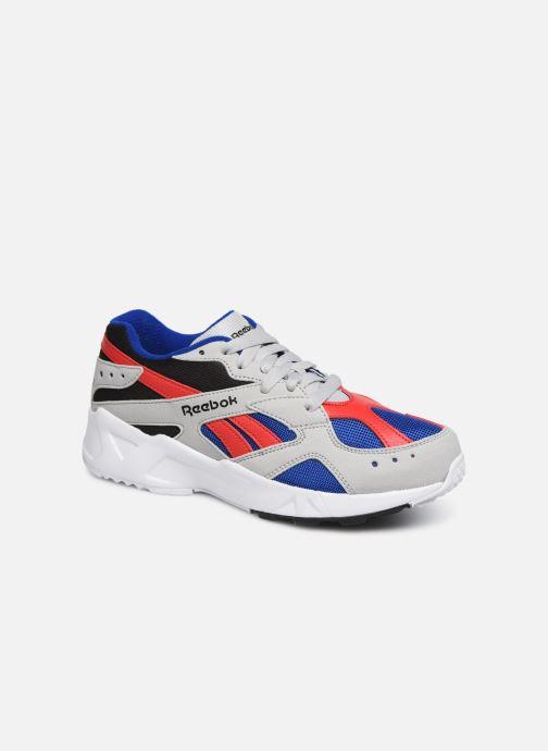 Sneakers Reebok Aztrek K Multicolor detail