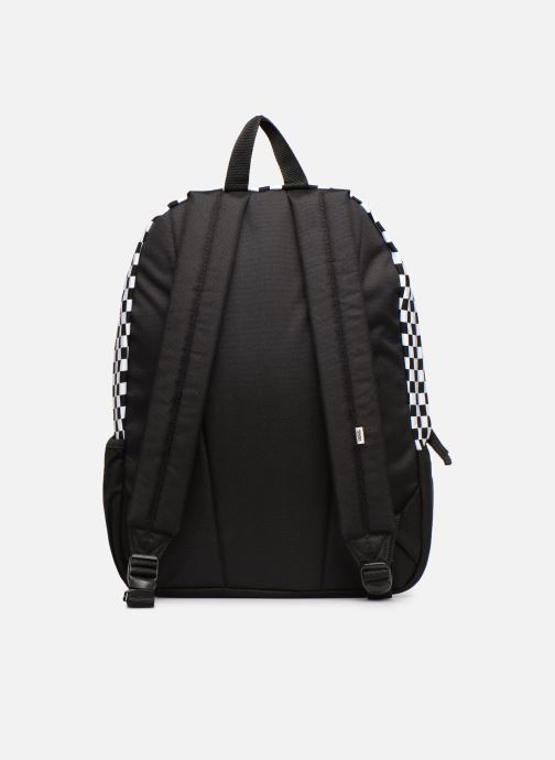 Mochilas Vans CENTRAL REALM BACKPACK Negro vista de frente