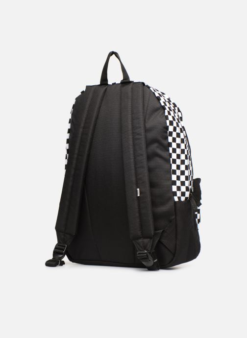 Mochilas Vans CENTRAL REALM BACKPACK Negro vista lateral derecha