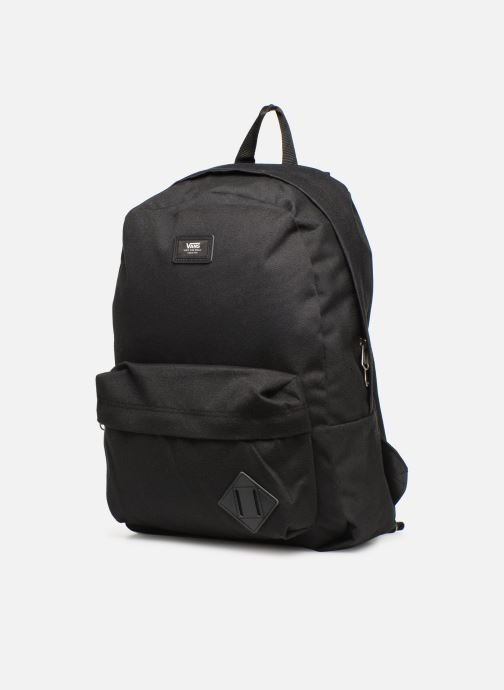 Mochilas Vans OLD SKOOL II BACKPACK Negro vista del modelo