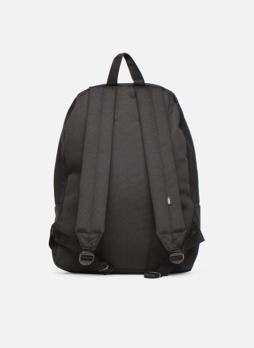 Mochilas Vans OLD SKOOL II BACKPACK Negro vista de frente