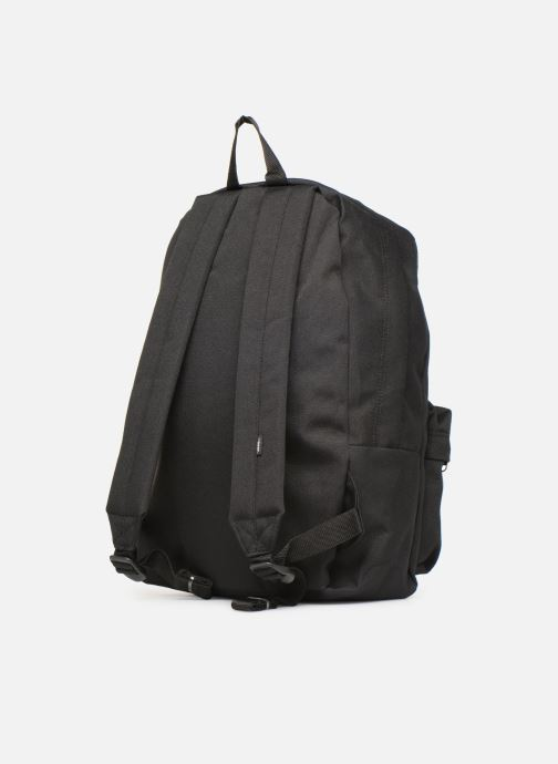 Mochilas Vans OLD SKOOL II BACKPACK Negro vista lateral derecha