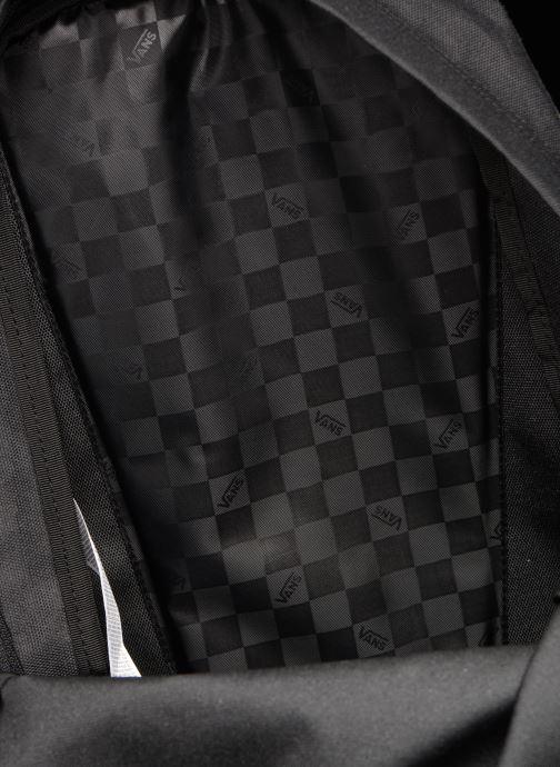 Sacs à dos Vans OLD SKOOL II BACKPACK Noir vue derrière