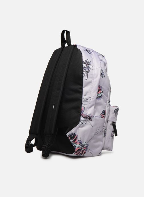 Rucksacks Vans REALM BACKPACK Purple view from the right
