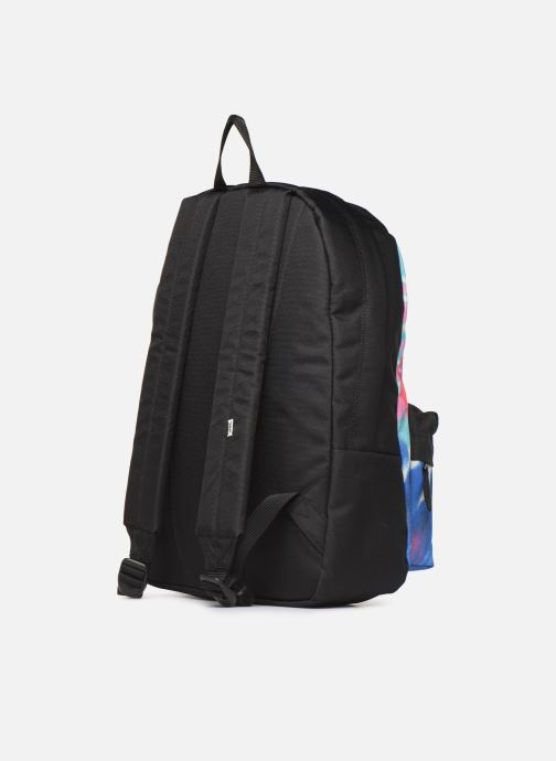 Rucksacks Vans REALM BACKPACK Black view from the right