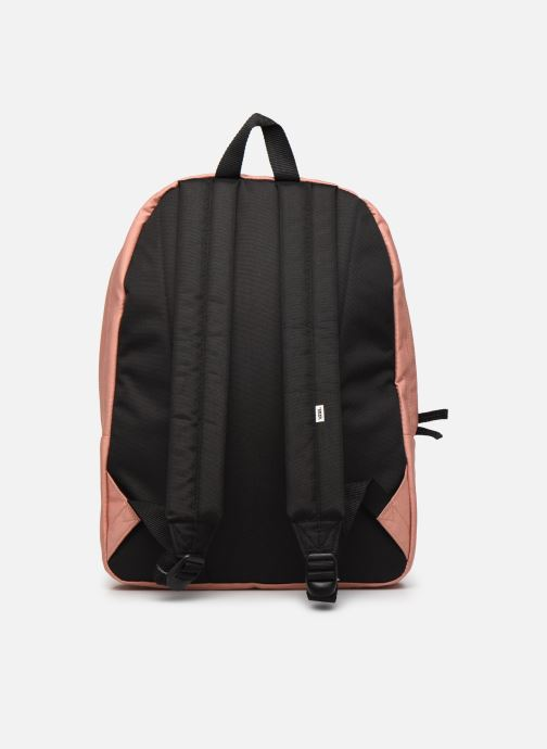 Sacs à dos Vans REALM BACKPACK Orange vue face