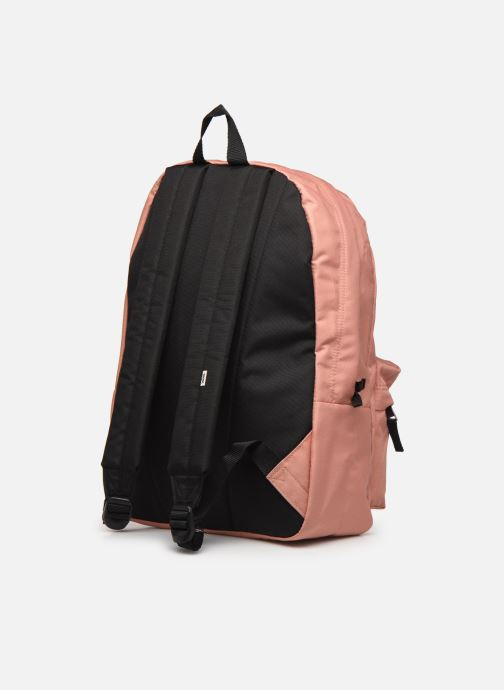 Sacs à dos Vans REALM BACKPACK Orange vue droite