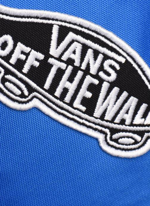 Rucksäcke Vans REALM BACKPACK blau ansicht von links