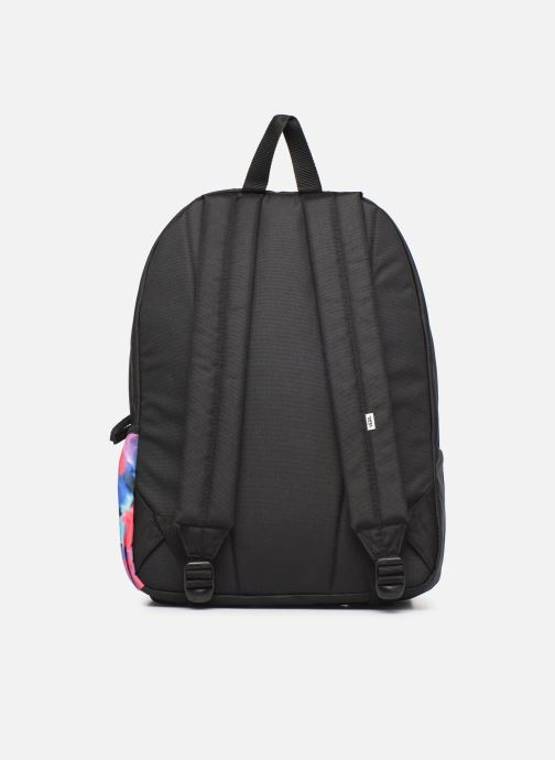Mochilas Vans REALM FLYING V BACKPACK Negro vista de frente