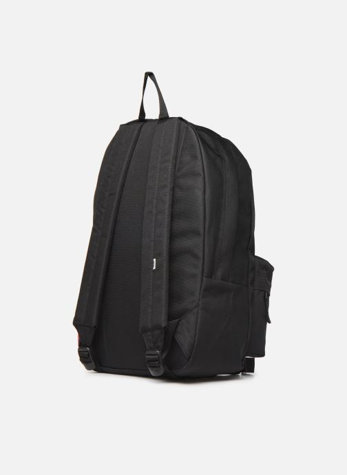 Mochilas Vans REALM FLYING V BACKPACK Negro vista lateral derecha