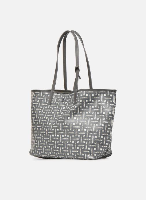 Handtassen Lacoste CROISIERE M SHOPPING BAG Blauw model