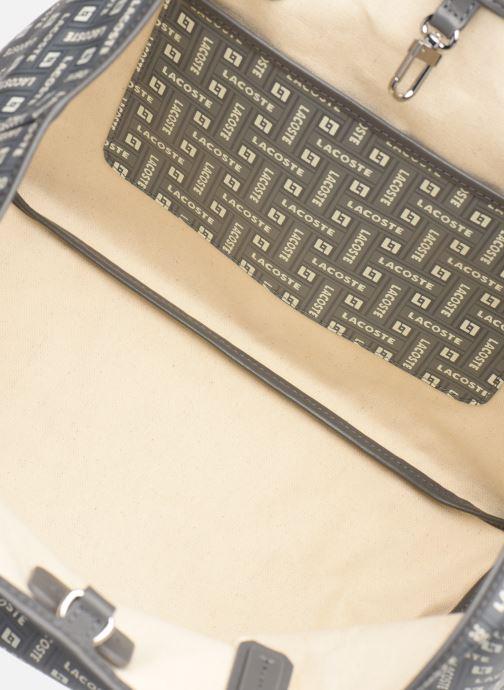 Handtassen Lacoste CROISIERE M SHOPPING BAG Blauw achterkant