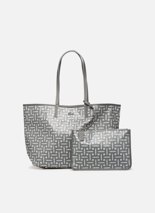 Handtassen Lacoste CROISIERE M SHOPPING BAG Blauw links