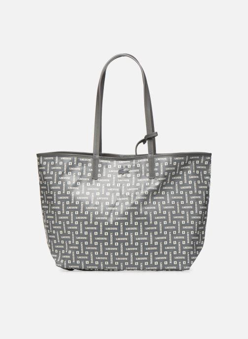 Sacs à main Lacoste CROISIERE M SHOPPING BAG Bleu vue détail/paire