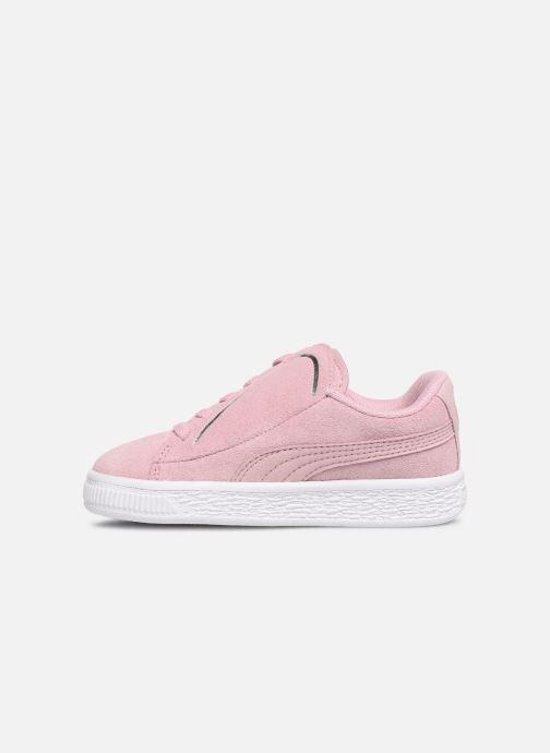 Sneaker Puma Suede Crush rosa ansicht von vorne