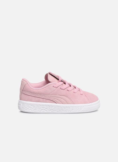Sneaker Puma Suede Crush rosa ansicht von hinten