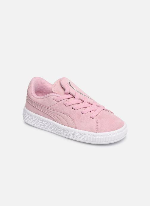 Sneakers Puma Suede Crush Rosa vedi dettaglio/paio
