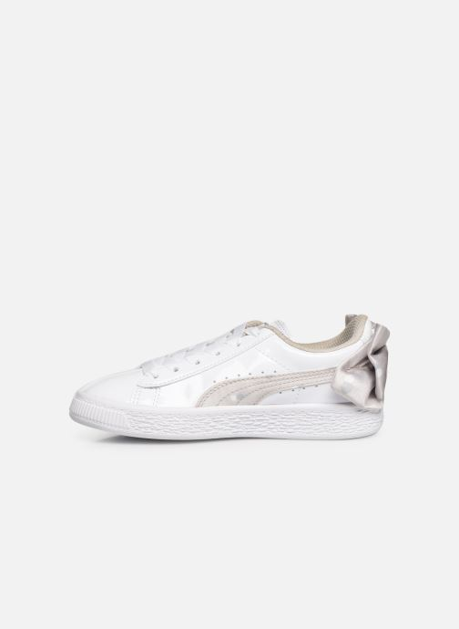Puma Basket Bow Dots (Wit) - Sneakers chez Sarenza (349725)