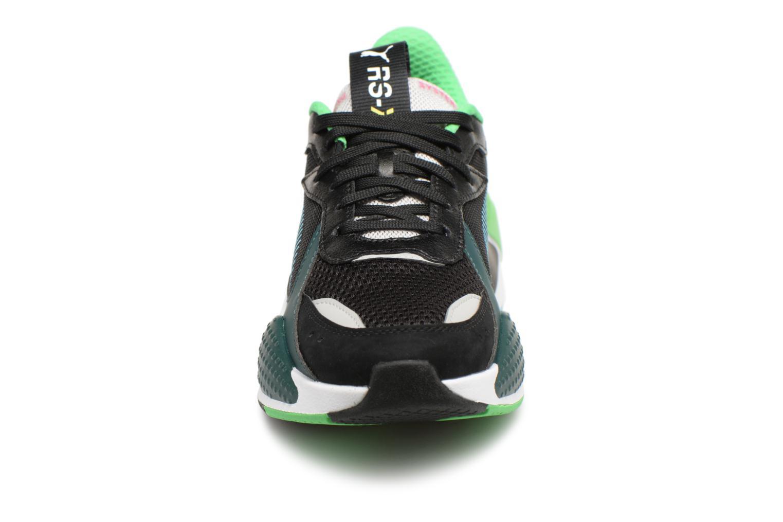 Baskets Puma RS-X Toys Blanc vue portées chaussures