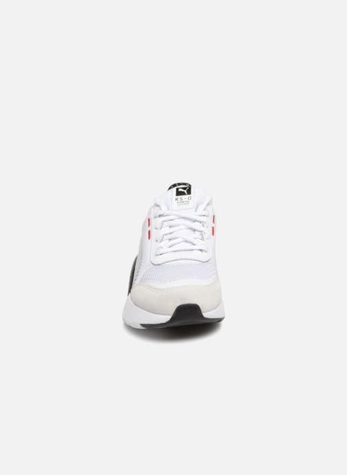 Baskets Puma RS0 Winter INF Toys Blanc vue portées chaussures