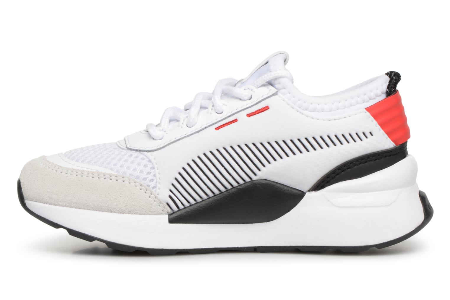 Baskets Puma RS0 Winter INF Toys Blanc vue face