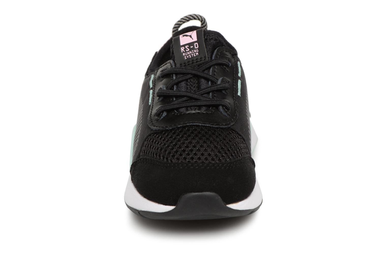 Baskets Puma RS0 Winter INF Toys Noir vue portées chaussures