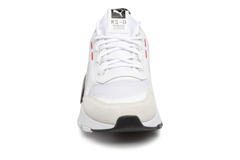 Baskets Puma RS0 Winter INJ Toys Blanc vue portées chaussures