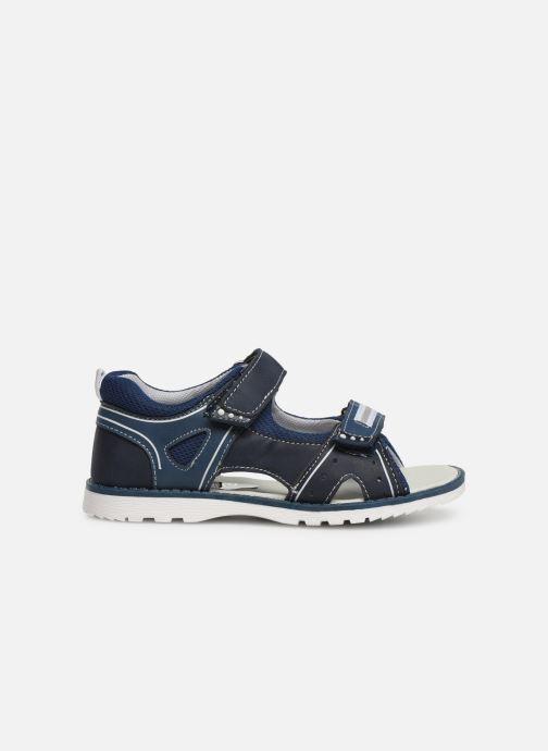 Sandales et nu-pieds I Love Shoes THAKO Bleu vue derrière