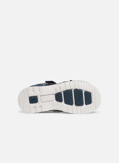 Sandales et nu-pieds I Love Shoes THAKO Bleu vue haut
