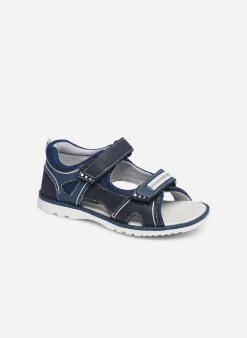 Sandales et nu-pieds I Love Shoes THAKO Bleu vue détail/paire