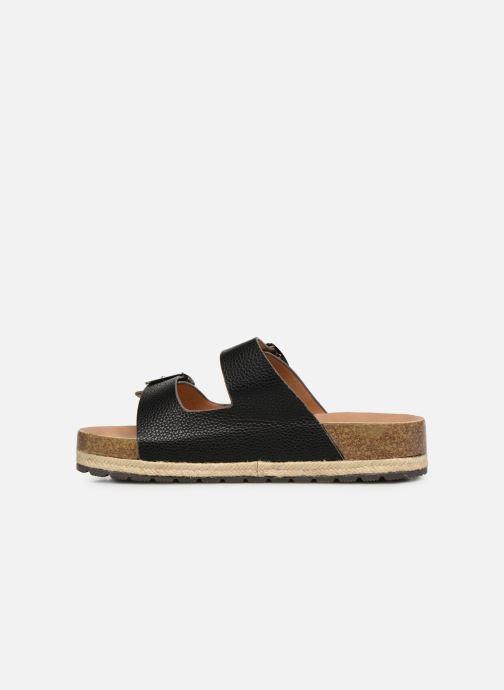 Clogs & Pantoletten I Love Shoes THASMIN schwarz ansicht von vorne
