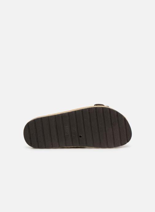 Zuecos I Love Shoes THASMIN Negro vista de arriba