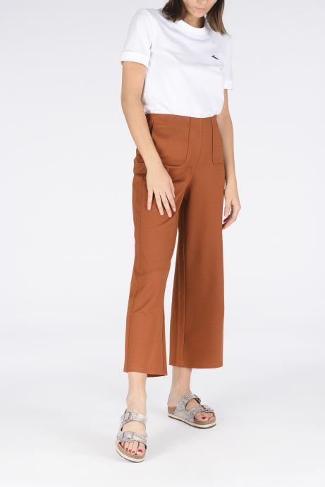 Clogs & Pantoletten I Love Shoes THASMIN beige ansicht von unten / tasche getragen