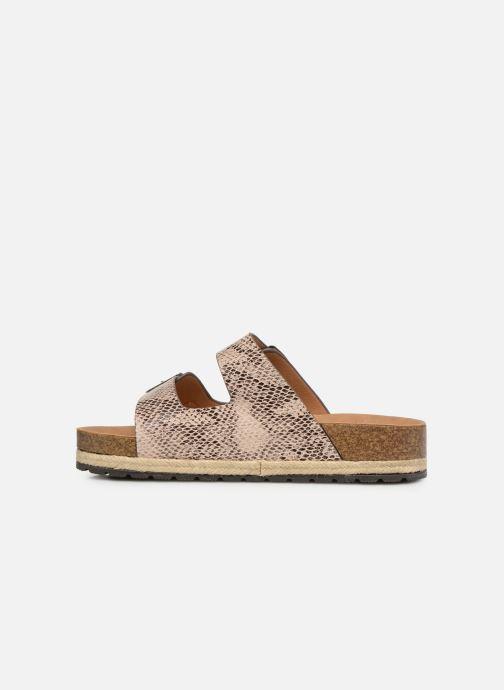 Clogs & Pantoletten I Love Shoes THASMIN beige ansicht von vorne