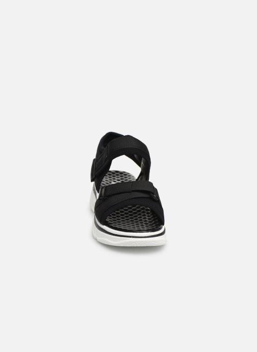 pieds Nu 349742 Chez Shoes Love I Et noir Thily Sandales v0xYwxR