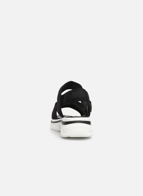 Sandalias I Love Shoes THILY Negro vista lateral derecha
