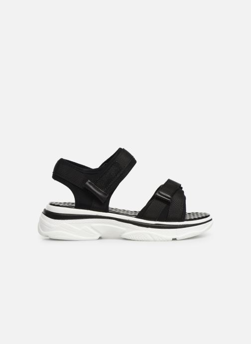 Sandales et nu-pieds I Love Shoes THILY Noir vue derrière