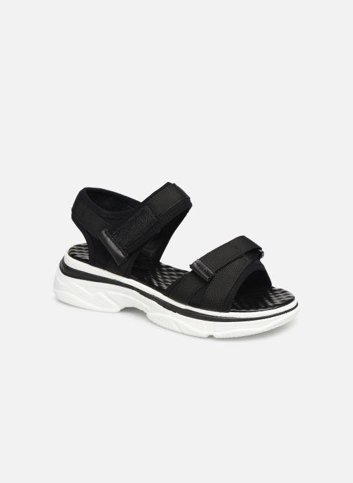Sandaler I Love Shoes THILY Sort detaljeret billede af skoene